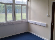 New Office - Waller Building Services - Kent