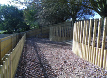 Additional School Fencing - Waller Services - Kent