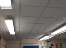 Suspended Ceiling Installation - Waller Building Services - Kent