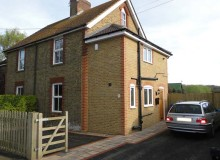 Goodnestone Cottages - Waller Building Services - Kent
