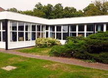 Library Windows - Waller Building & Glazing, Kent
