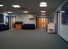 Decorating Classrooms - Waller Building Services - Kent