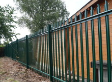 School Boundary Fencing - Waller Services in Kent