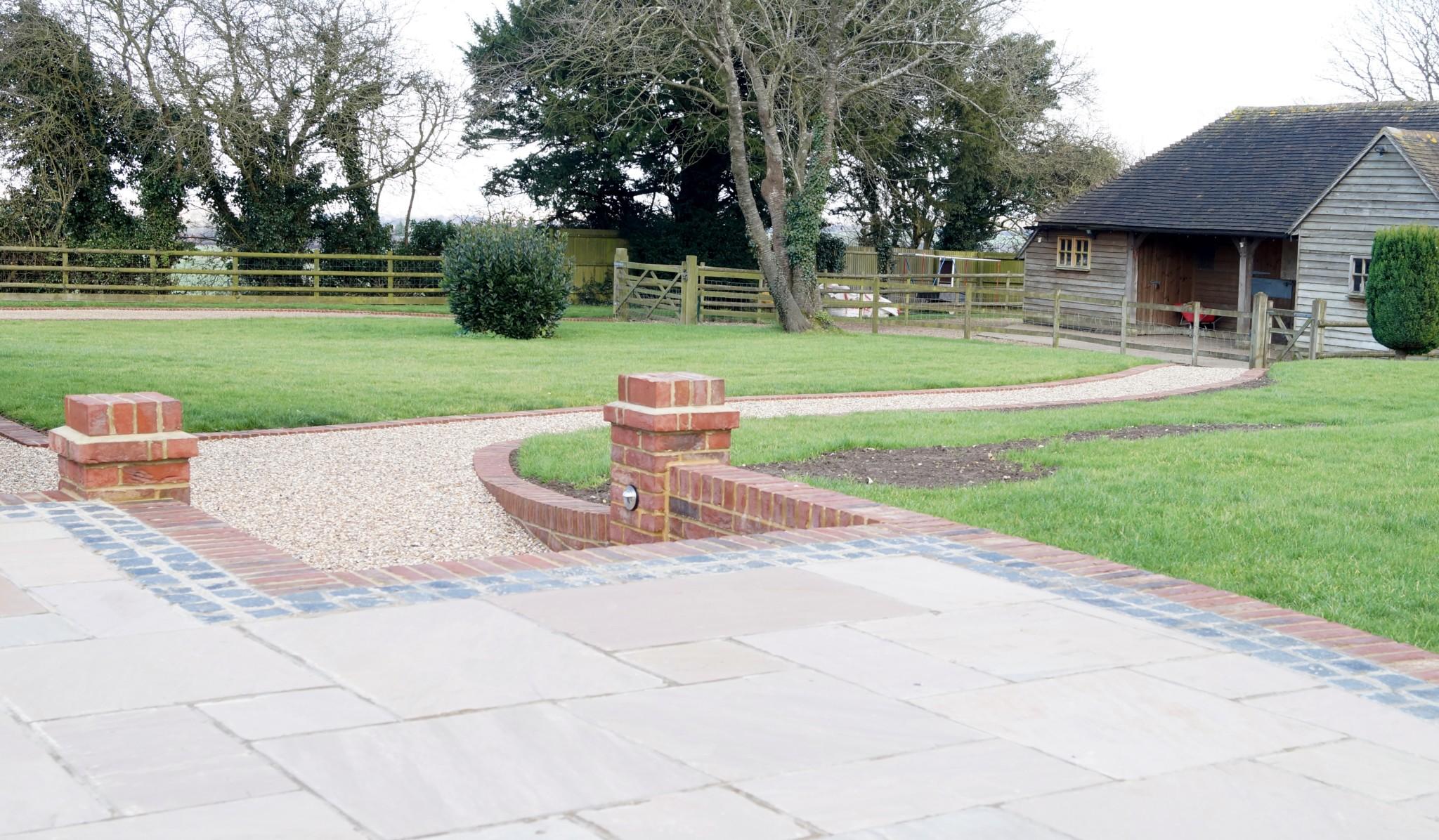 Garden Landscaping In Kent