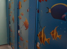 Toilet Refurbishment - Kent Education Building Services - Waller Associates