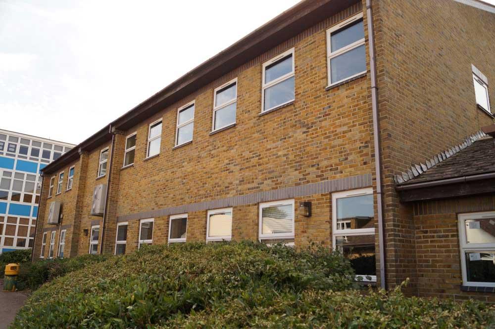 School Renovations - Waller Glazing Services in Kent