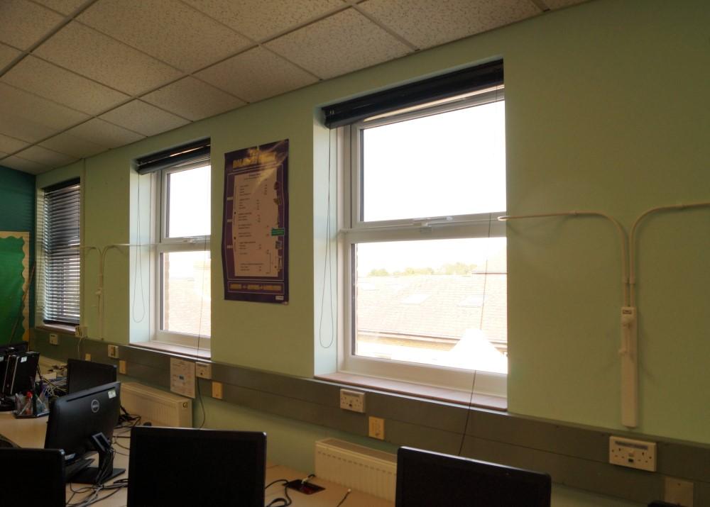 School Renovations - Waller Building Services in Kent