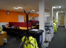 Project 247: Office and Warehouse Refurbishment - Waller Building Services Kent