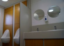 School Staff Toilet Refurbishment