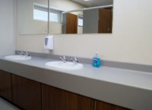 Social Club Toilet Refurbishments
