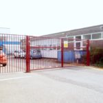 Sittingbourne Community College Automated Gate Installation Kent