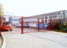 Sittingbourne Community College Automated Gate Installation Kent