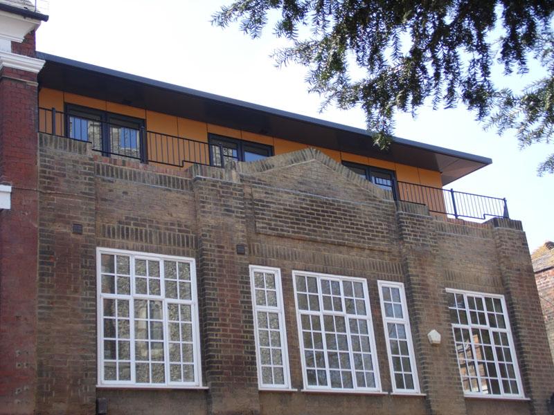 Luxury Apartments Glazing - Waller Glazing Services - Kent