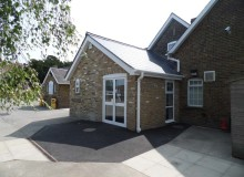 Primary School Reception Extension - Waller Building Services - Kent