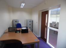 New School Office - Waller Building Services
