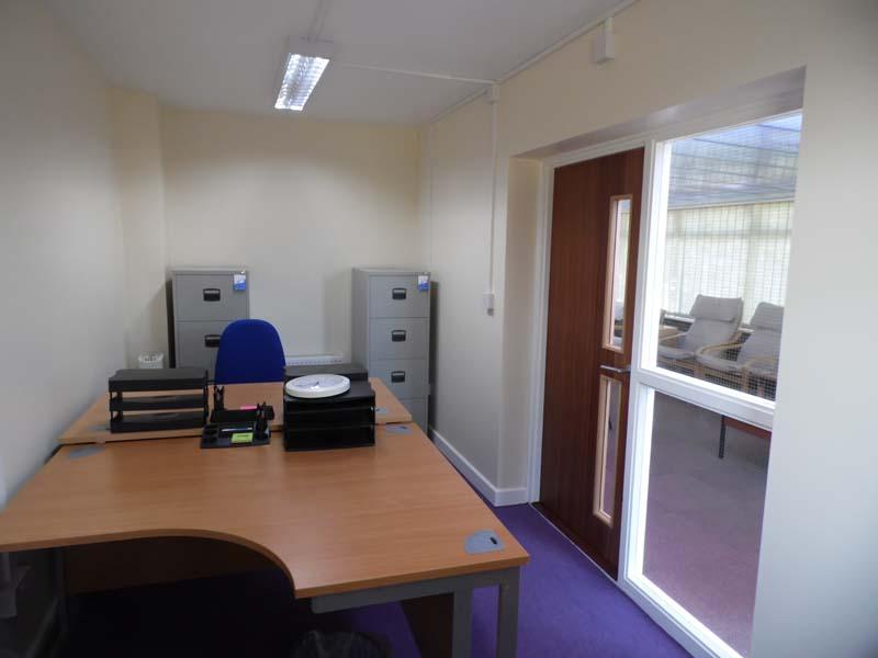 New School Office - Waller Building Services