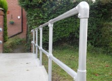 Handrailing - Waller Building Services - Kent