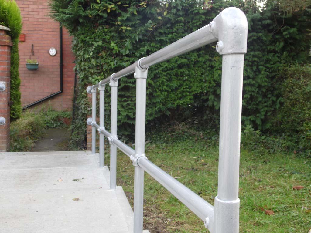 Handrailing - Waller Building Services - Kent