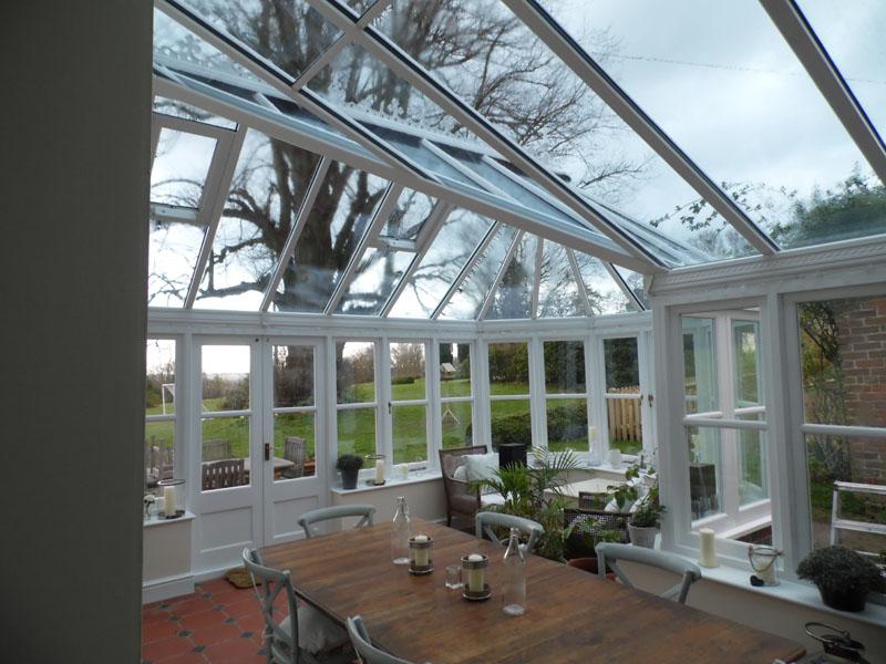 Grange Conservatory - Waller Glazing Services - Kent