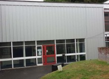 Replacement Metal Sheet Cladding - Waller Building Services - Kent