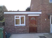 Single Storey Side Extension - Waller Building Services - Kent