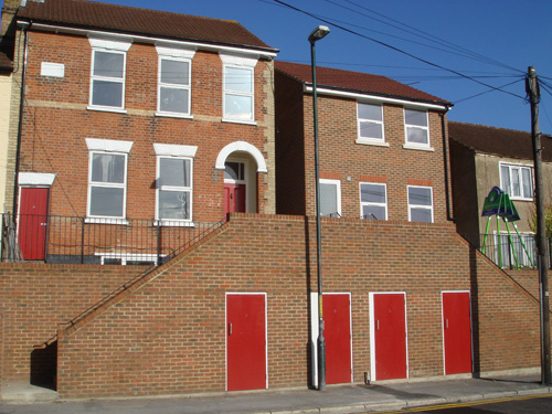 Domestic Housing Project - Waller Building Services - Kent