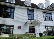Thackeray's Restaurant - Waller Building Services - Kent