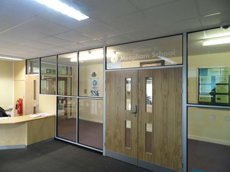 School Improvement Works - Waller Building Services