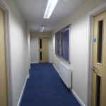 Stadium Business Park Training Centre - Waller Building and Glazing Services - Kent