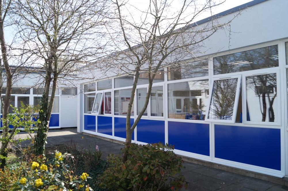 New Windows for Schools