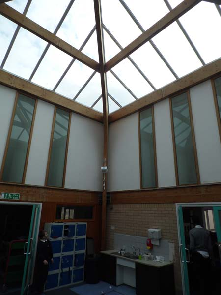 Glass Atrium -Waller Building & Glazing Services- Kent Builders