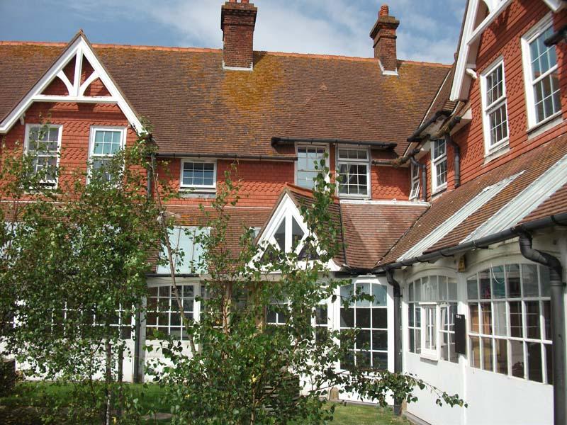 School Window Installation-Waller Building & Glazing Services- Kent Builders