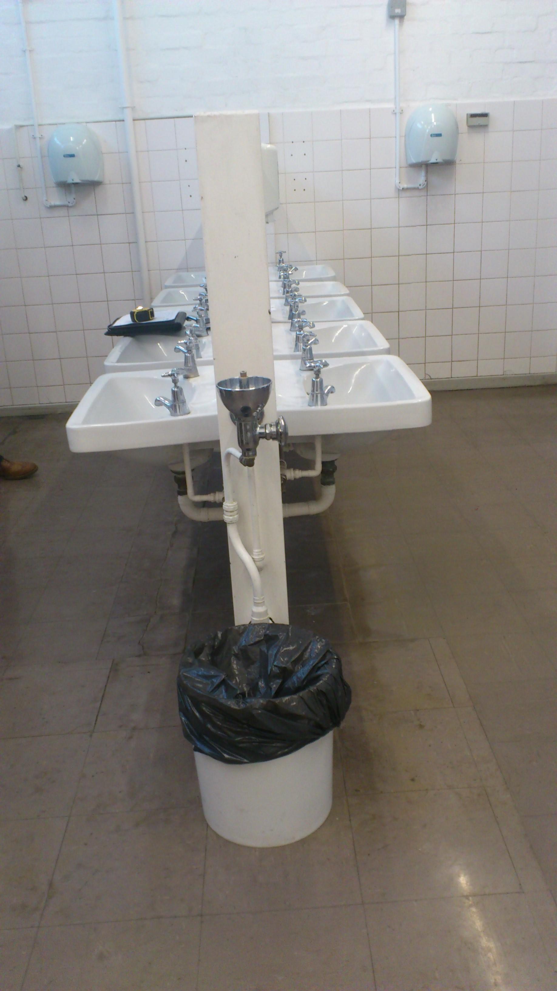 Toilet Refurbishment Kent - Waller Glazing Services in Kent