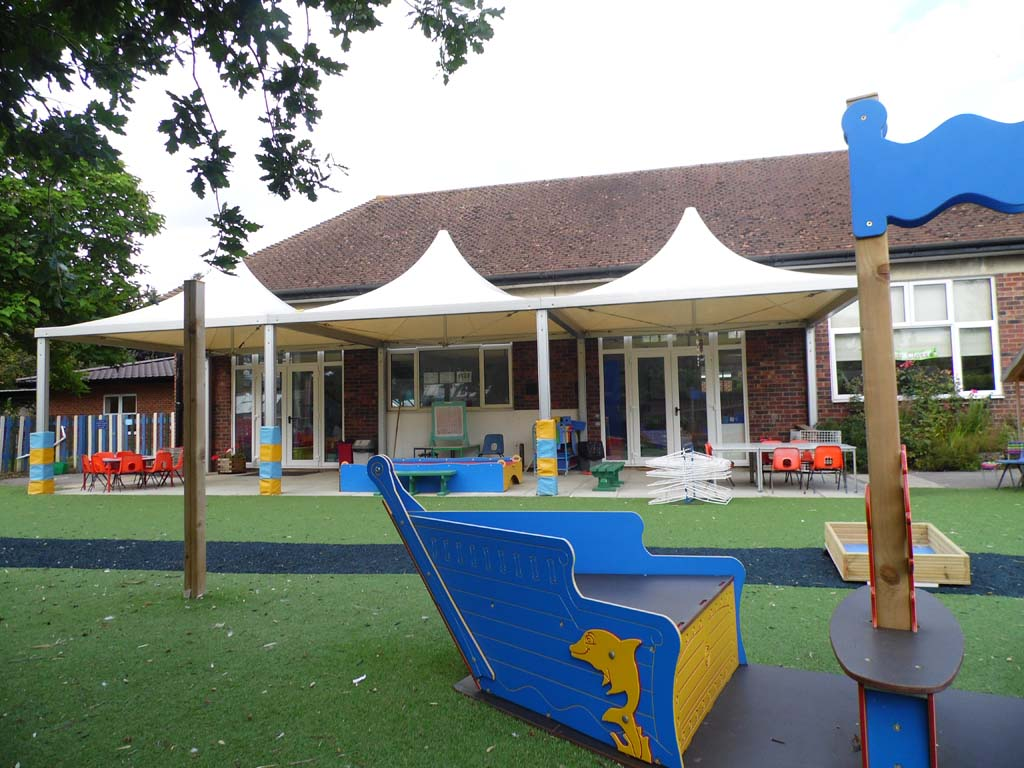 School Improvements -Waller Building & Glazing Services in Kent