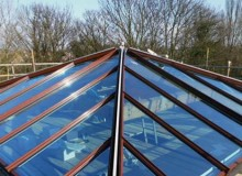 School Glass Atrium -Waller Building & Glazing Services- Kent Builders
