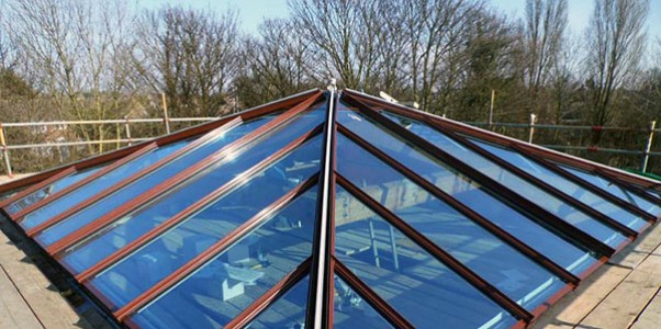 School Glass Atrium -Waller Building & Glazing Services- Kent Builders