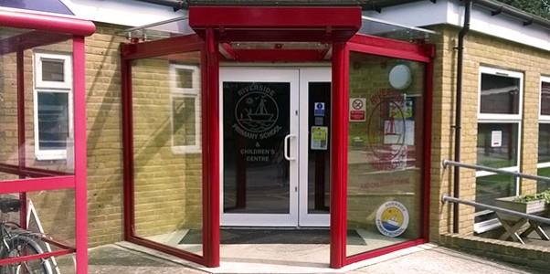 Front Entrance Foyer - Waller Building & Glazing, Kent