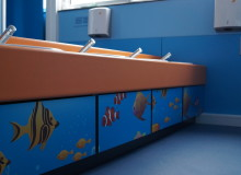 Sittingbourne Primary School Toilet Refurbishment - Waller Building Services - Kent, UK
