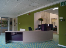 School Reception Reconfiguration - Kent Builders - Waller Services