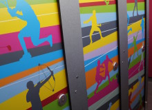 Regis Manor Primary School Toilets Refurbishment - Waller Building Services - Kent, UK