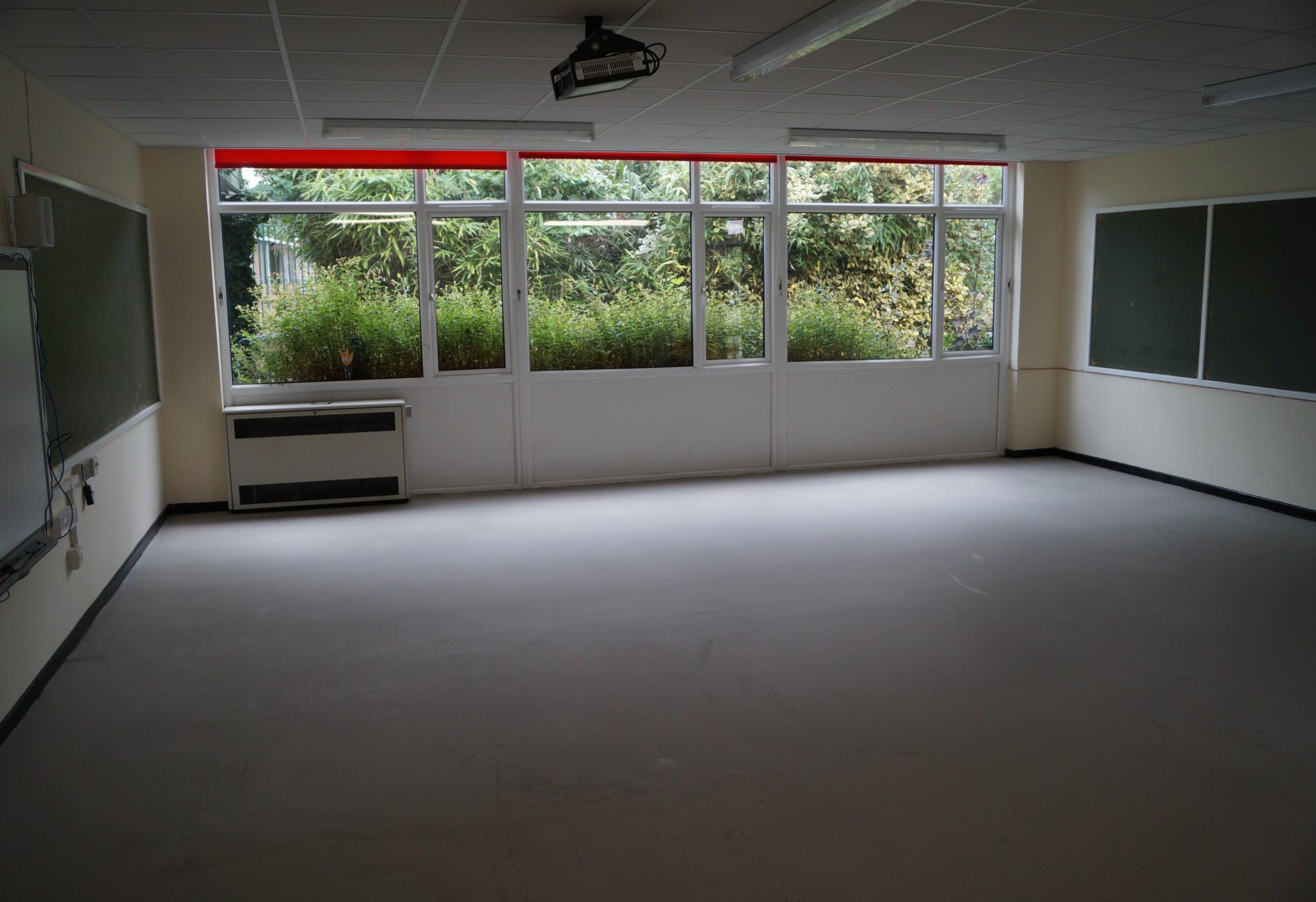 Classroom Refurbishments - Waller Building Services Kent