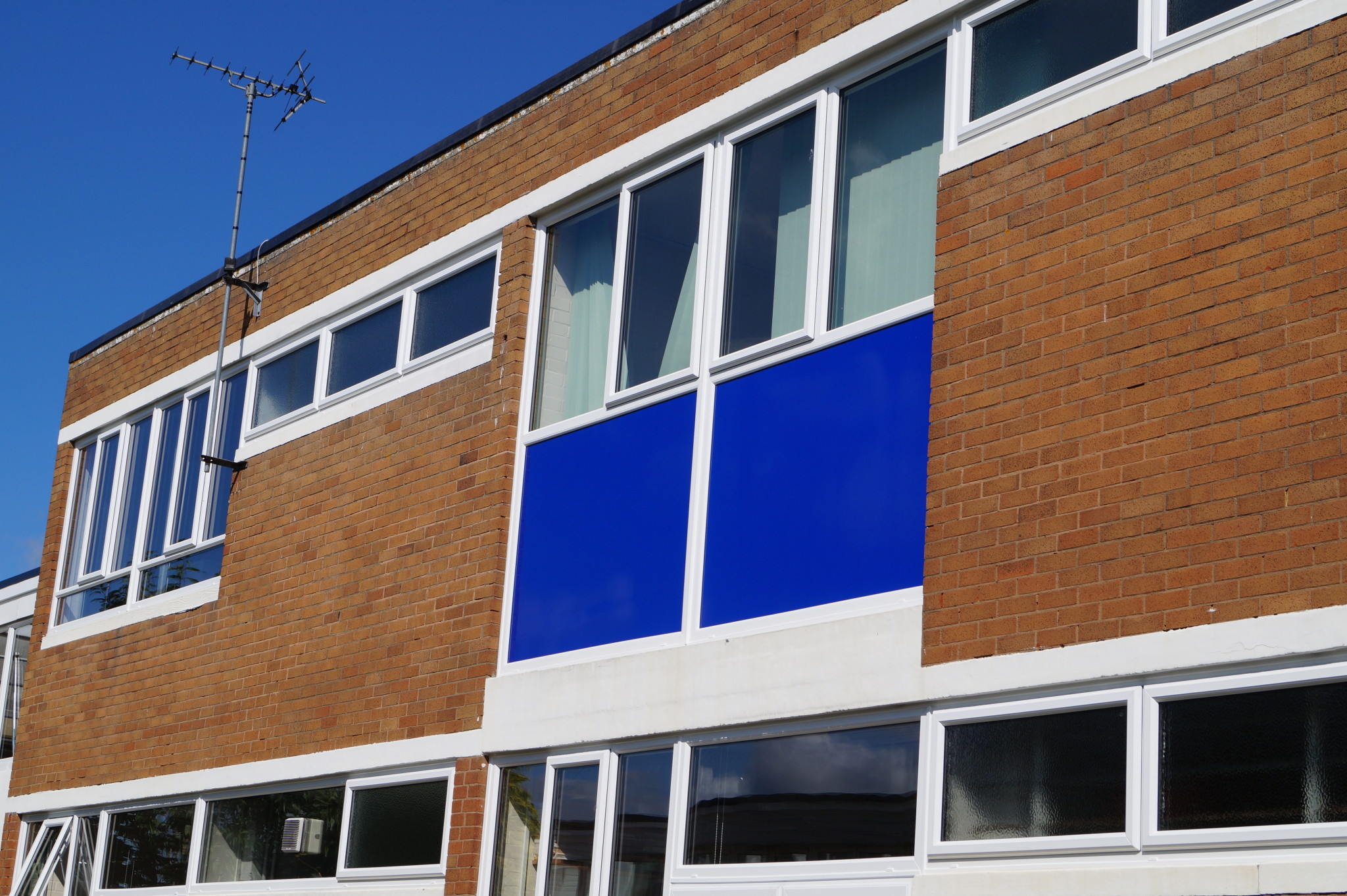 Metallic Infill Panel Replacement - Waller Glazing Kent