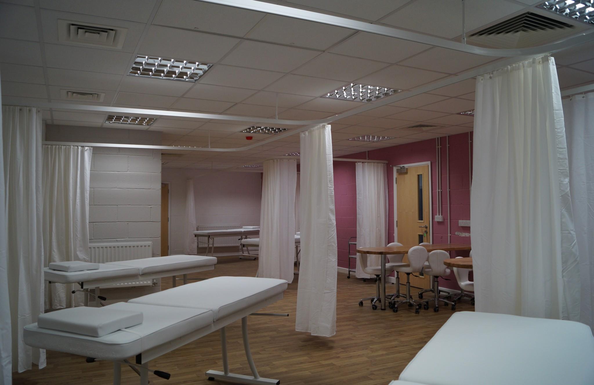 Hair Salon, Beauty Treatment Room - Waller Building Services Kent