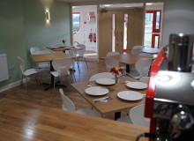 Education Reception, Coffee Shop, Catering Kitchen - Waller Services Kent