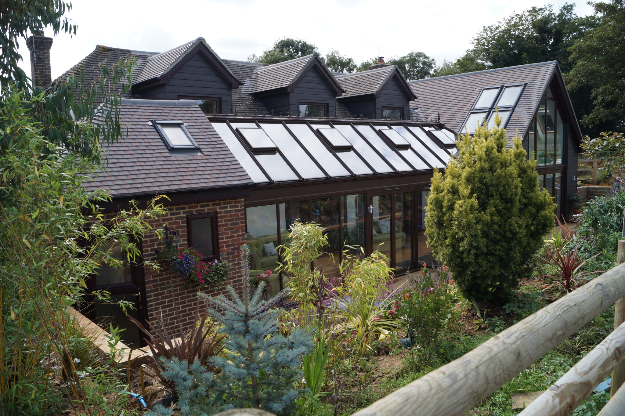 Windmill Cottage Glazing - Waller Services - Kent