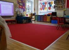 Classroom Refurbishments - Waller Building Services Kent