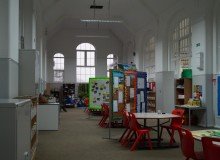 School Decorating Works - Waller School Building Services Kent