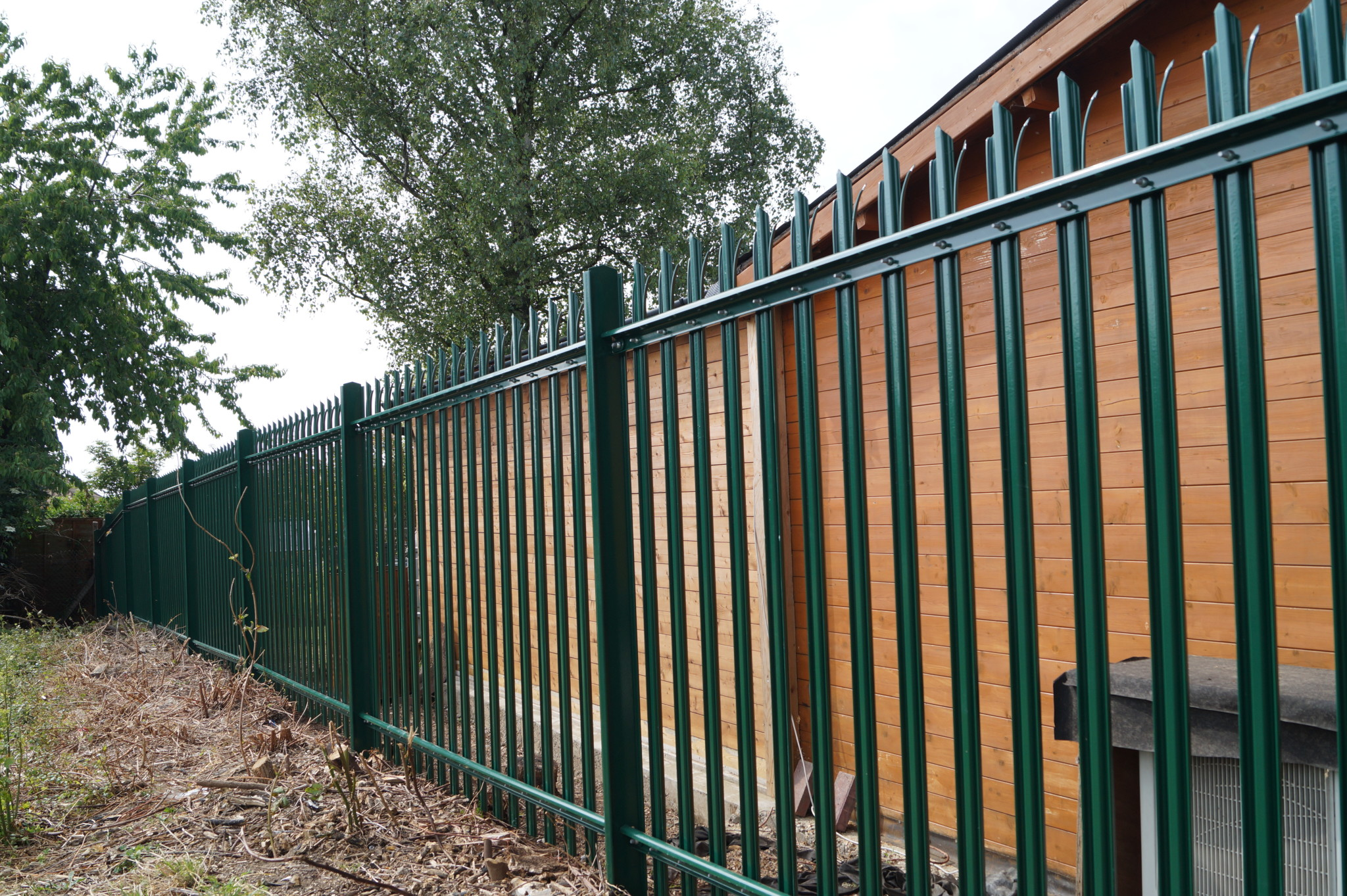 School Boundary Fencing - Waller Services in Kent