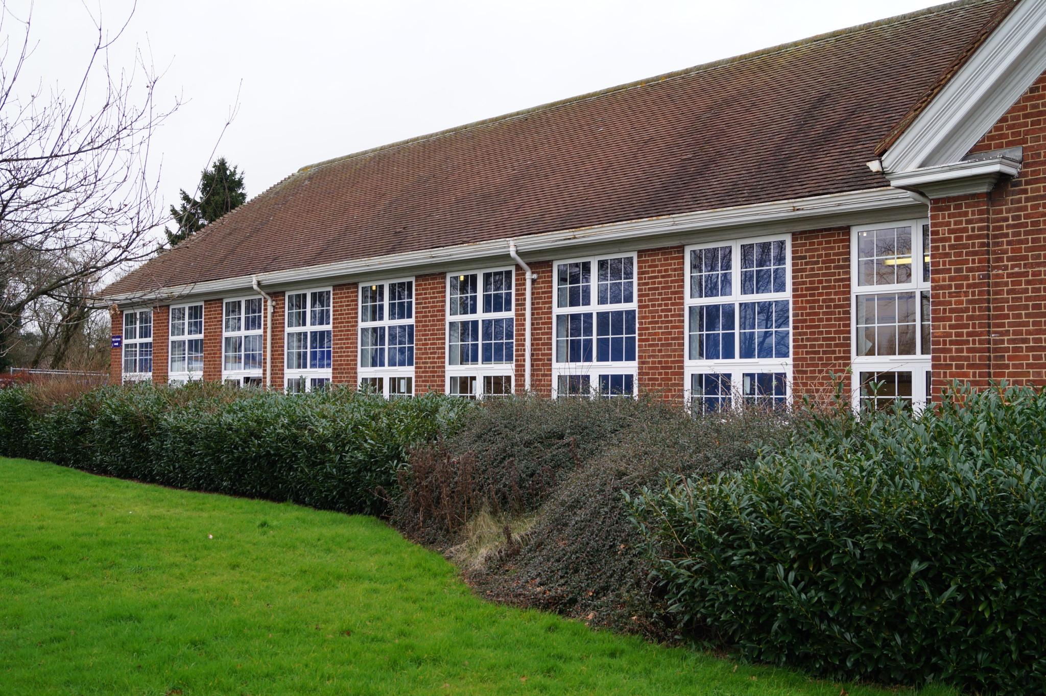 School Window Replacement - Waller Services Kent
