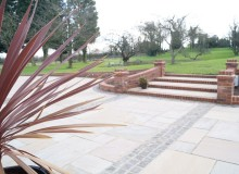 Garden Landscaping - Waller Building Services, Kent